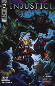 Fumetto: Injustice vs the Masters of the Universe (Serie Completa)