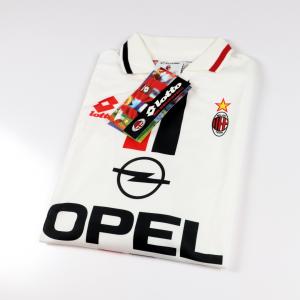 1995-96 Ac Milan Maglia Away M/L *Nuova