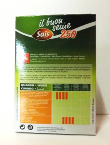 Fagiolo Nano Slenderette gr.250 Sais
