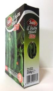 Pisello rampicante a grano rugoso pirro gr.250 Sais