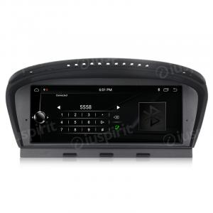 ANDROID 9.0 navigatore per BMW Serie 3 E90 E91 E92 BMW Serie 5 E60 E63 E64 Sistema originale CIC WI-FI GPS Bluetooth MirrorLink