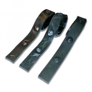 Staffa decorativa finto ferro