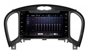 ANDROID 10 autoradio 2 DIN navigatore per Nissan Juke 2014-2018 GPS DVD WI-FI Bluetooth MirrorLink