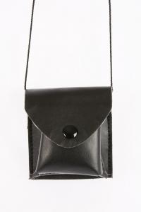 Porta Teca Eucaristia con due scomparti colore nero