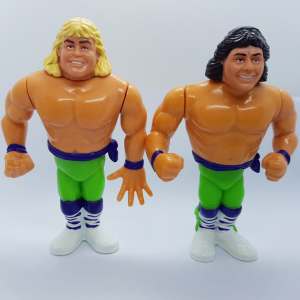 WWF Hasbro Vintage Series: THE ROCKERS by Hasbro