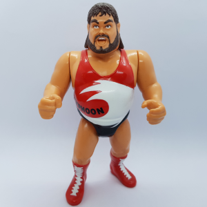 WWF Hasbro Vintage Series: THE NATURAL DISASTERS by Hasbro