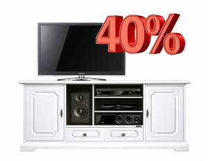 Mobile porta TV home cinema- OFFERTA