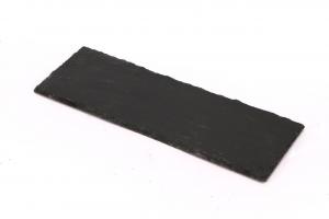 Vassoio rettangolare in Ardesia naturale cm.30x10x1h