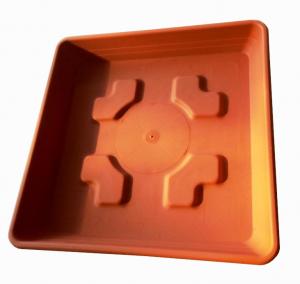 Sottovaso quadrato cm.30/36/42/50