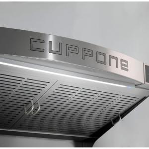 Cappa Neutra per Forno Cuppone Caravaggio 8/8+8