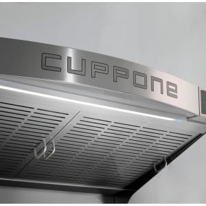 Cappa Aspirante per Forno Cuppone Caravaggio 8/8+8