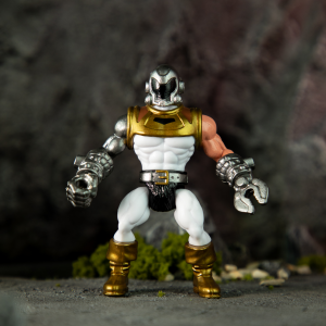 Warlords of Wor: DX Tim Seeley's WAR-MAN - 2019 Power-Con Exclusive by ManOrMonster? Studios