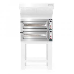 Forno Pizza Professionale Cuppone Tiepolo 9+9 x ø35 cm