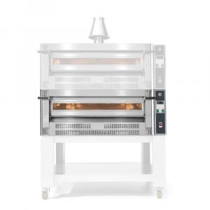 Forno Gas per Pizzeria sovrapponibile Cuppone 4 x ø30 cm