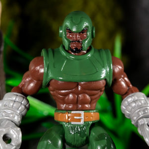 Warlords of Wor: DX JUNGLE MISSION CLAWBBER by ManOrMonster? Studios