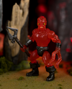 Warlords of Wor: DX TOXIC INFERNO BOG-NAR by ManOrMonster? Studios