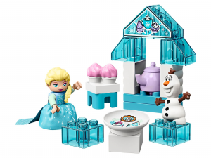 LEGO DUPLO IL TEA PARTY DI ELSA E OLAF 10920