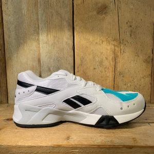 REEBOK AZTREK WHITE/SOLID TEAL/BLACK  FTW  MENE FTW  MEN