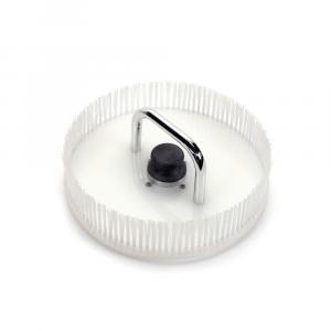 Puliscicozze Fama 5 Kg con Piedistallo - Cassetto e Filtro