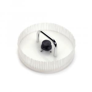 Puliscicozze Fama 18 Kg con Piedistallo - Cassetto e Filtro