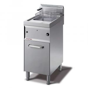 Friggitrice a Gas Mod. CT74GF Cook|Tech by Giga 1 Vasca 10 lt - Prof. 70