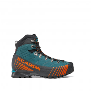 RIBELLE CL HD   -   Lightweight boot for fast and light technical mountaineering   -   Lake Blue - Tonic