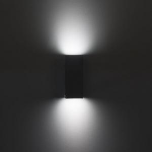 LEDS-C4 FORLIGHT APPLIQUE GRIGIO DA ESTERNO