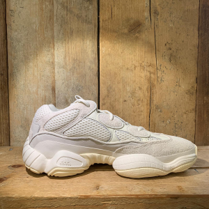 Scarpa Adidas Yeezy 500 Bone White