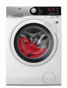 AEG L7FEE842 lavatrice Libera installazione Caricamento frontale Bianco 8 kg 1400 Giri/min A+++