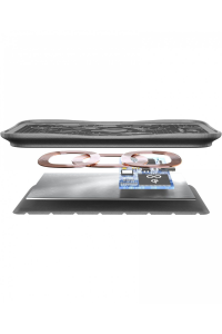 Cellularline 39662 Caricabatterie per dispositivi mobili Interno Nero