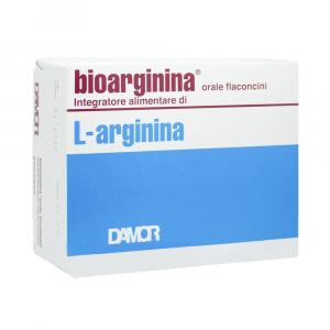 BIOARGININA - FLACONCINI A BASE DI L-ARGININA