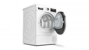 Bosch Serie 8 WTX87MH9IT asciugatrice Libera installazione Caricamento frontale Bianco 9 kg A+++