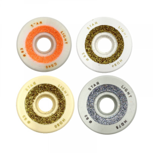 Ruote Boiani Star light GLITTER 63 mm