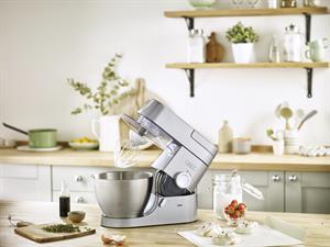 Kenwood Chef XL KVL4120S robot da cucina 6,7 L Argento 1200 W