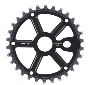 Odyssey Utility Corona Bmx | Colore Black