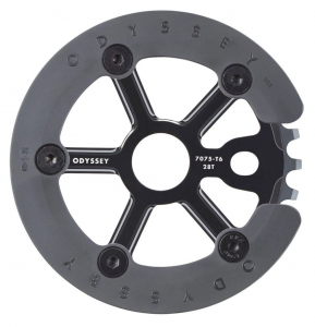 Odyssey Utility Pro Corona Bmx | Colore Black
