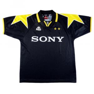 1995-96 Juventus Maglia Terza L