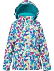 Giacca Snowboard Burton girl Elodie Jacket Rainbow Drops