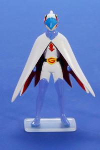 Fewture Ex Gokin: Gatchaman Eagle Ken Washio L Eagle G-1 Repaint Version