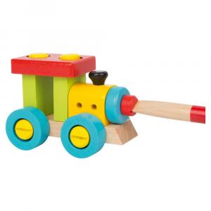 Locomotiva da costruire trenino