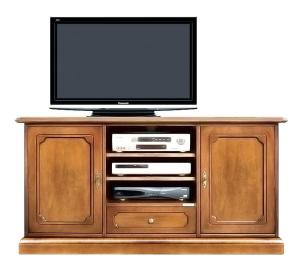 Mueble tv vanos centrales anchura 130 cm