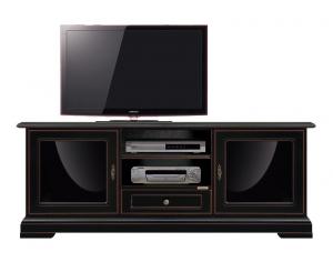Mueble tv diseño italiano en madera