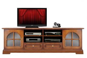 Mueble tv en madera elegante y resistente