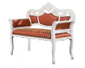 Sofa madera de haya lacada