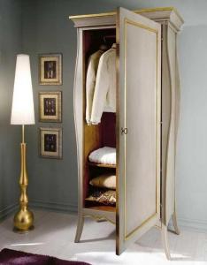 Armario 1 puerta para ropa o lencería
