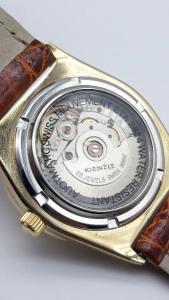 Orologio uomo Kienzle automatico dorato, vendita online | OROLOGERIA BRUNI Imperia