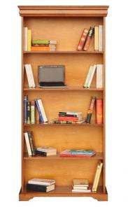 Librería estilo clásico estilo Luis Felipe