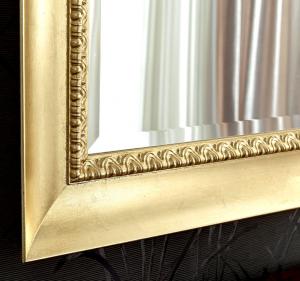 Composición aparador y espejo