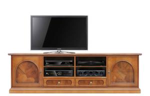 Mueble tv con raíz anchura 2m