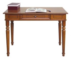 Mesa de despacho madera con mastiques col. Stucchi La Fenice